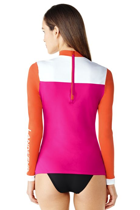 Women's Slim Fit Rash Guard