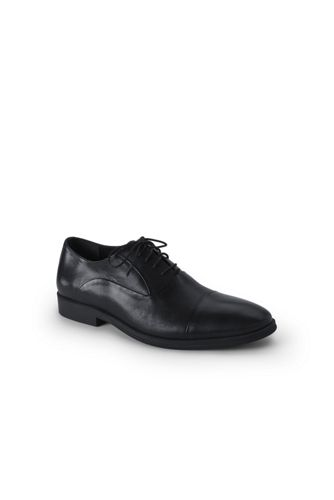 Klassische Leder-Schnürschuhe für Herren