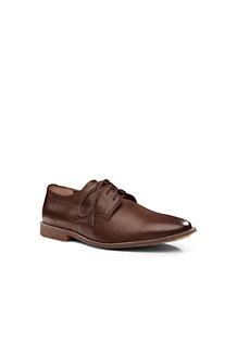 Men's Leather Derby Shoes