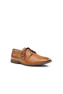 Derby-Schnürschuhe aus Leder für Herren