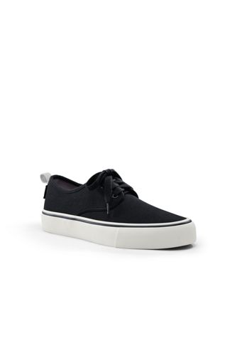 Les Baskets en Coton Canvas Homme