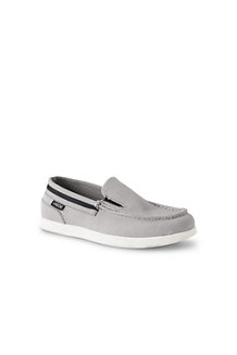 Boys' Casual Canvas Slip-on Shoes