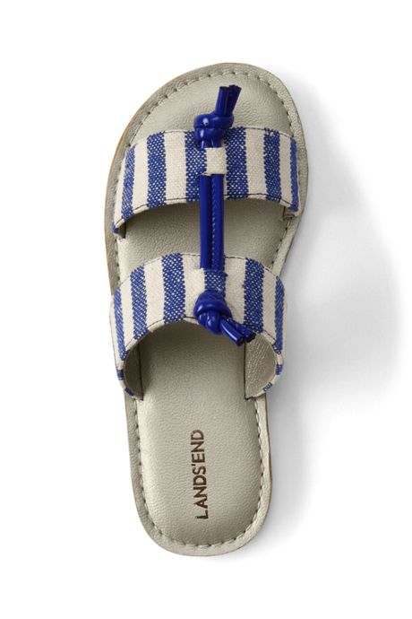 Girls Knotted Sandals
