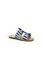Les Sandalettes à Noeuds, Fille