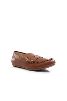 Boys' Leather Loafers