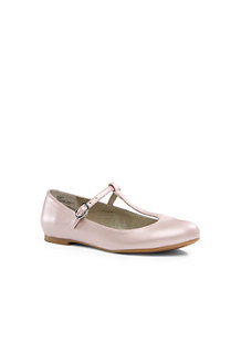 Girls' T-strap Ballet Shoes