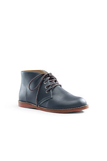 Boys' Leather Chukka Boots