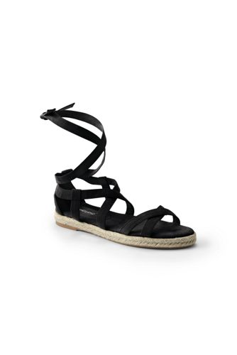 Women's Espadrille Gladiator Sandals