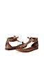 Women's Zip-back Thong Sandals