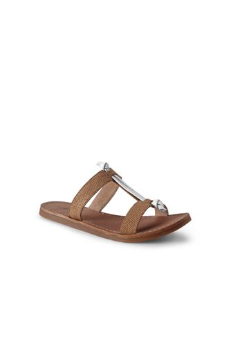 Women's Knotted Sandals