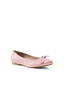 Women's Bow Ballet Shoes