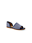 Women's Peep-toe Flat Shoes