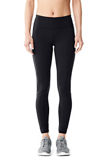 Women's Plain LE Sport Running Leggings