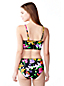 Le Midkini Triangle Veranda Floral Femme, Stature Standard