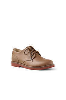 Boys' Leather Oxford Shoes