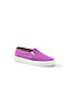 Girls' Canvas Slip-on Trainers