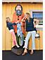 Kreuzband-Pantolette für Kinder