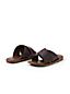Kids' Cross Band Slip-on Sandals