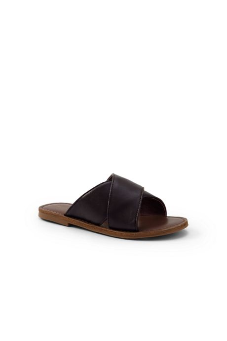 Kids Cross Band Sandals