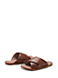 Women's Crossover Slip-on Sandals