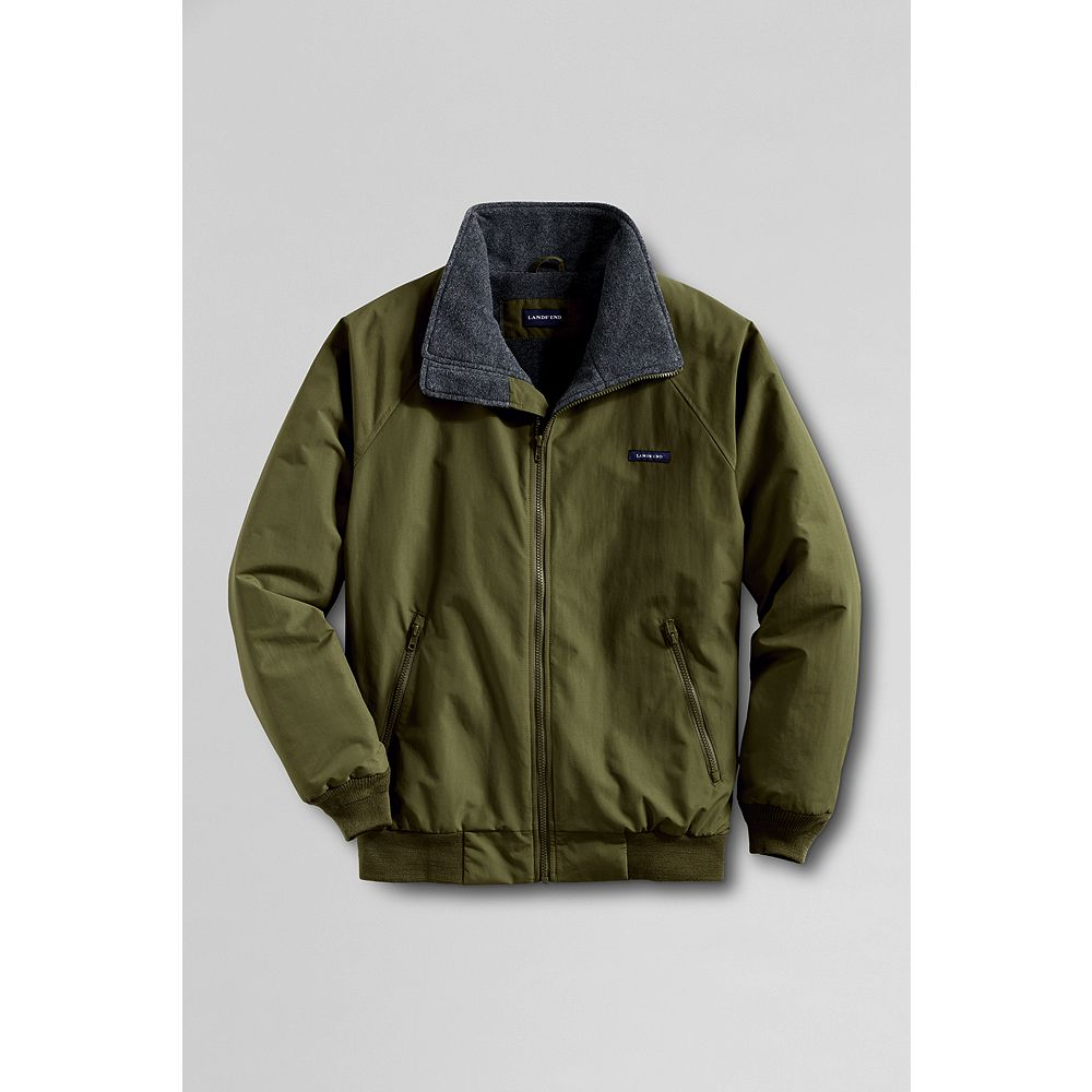 Lands' End Men's Big & Tall Squall Jacket at Sears.com