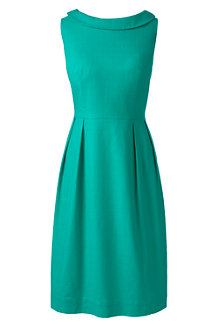 Women's Portrait Collar Dress