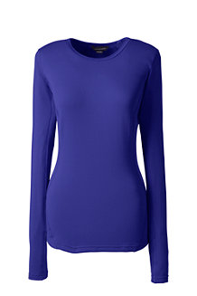 Women's Thermaskin Heat Natural Crew Neck
