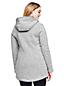 Women's Sweater Fleece Longline Jacket