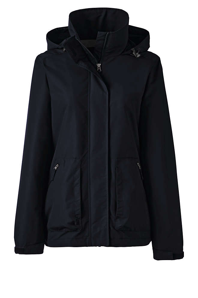 School Uniform Women's Outrigger Fleece Lined Jacket, Front