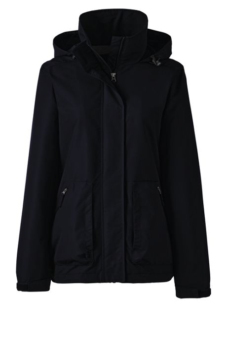 School Uniform Women's Outrigger Fleece Lined Jacket