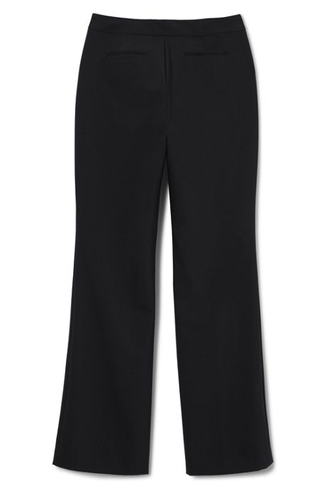 Women's Comfort Straight Leg Trousers