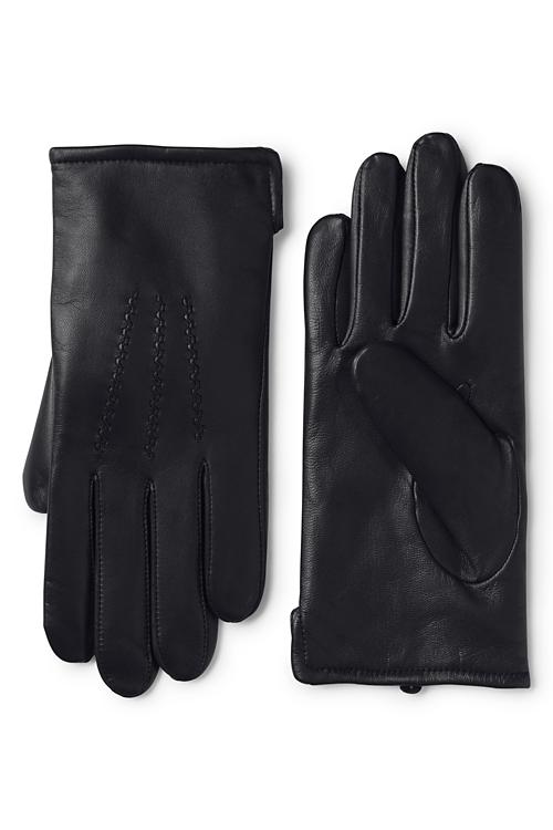Leder-Handschuhe mit Kaschmir-Futter Preisvergleich