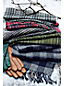 Men's CashTouch Plaid Scarf