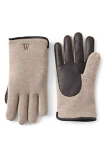 Men's Casual Knit Gloves, Front