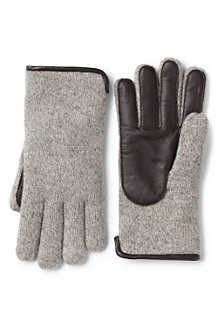 Men's EZ Touch Wool Blend Gloves