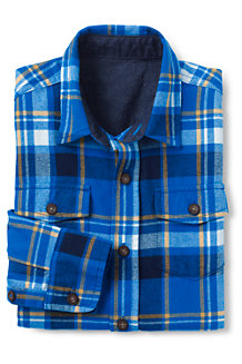 Boys' Flannel Shirt