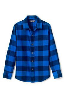 Flanellhemd für Jungen