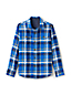 Toddler Boys' Long Sleeve Flannel Shirt