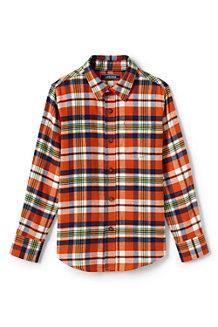 Boys' Flannel Shirt