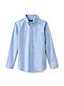 Little Boys' Washed Oxford Long Sleeve Shirt