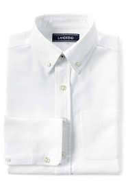 Little Boys Washed Oxford Shirt