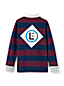 Little Boys' Striped Rugby Shirt