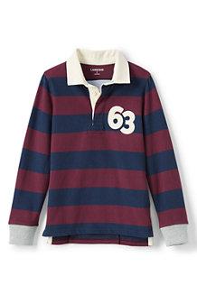 ボーイズ・ラガーシャツ/長袖
