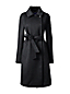 Women's Regular Wool Blend Wrap Coat