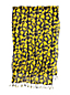 Women's Sunny Yellow Floral Scarf