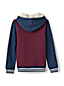 Toddler Boys' Varsity Style Sherpa-lined Hoodie