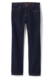 Boys' Slim Fit Iron Knees Jeans