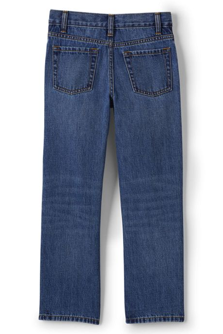 Little Boys Iron Knee Classic Fit Jeans