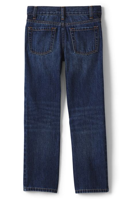 Boys Iron Knee Classic Fit Jeans