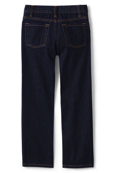 Boys Slim Iron Knee Classic Fit Jeans